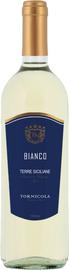 Вино белое сухое «Tornicola Bianco Terre Siciliane»