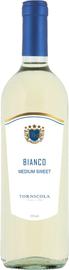 Вино белое полусладкое «Tornicola Bianco Medium Sweet»