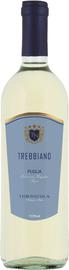 Вино белое сухое «Tornicola Trebbiano Puglia»