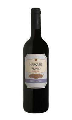 Вино красное сухое «Marques de Alvaro Tempranillo»