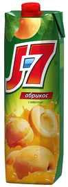 Сок «J7 Абрикосовый» с мякотью