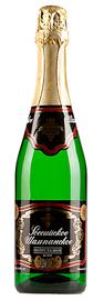 Российское шампанское белое полусладкое «Российское Шампанское Игристые Вина»