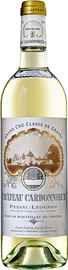 Вино белое сухое «Chateau Carbonnieux Blanc» 2017 г.