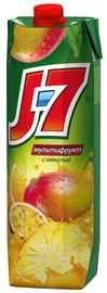 Сок «J7 Мультифрукт» с мякотью