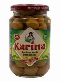 Овощные консервы «Aceituna Verde Deshuesada зеленые без косточек»