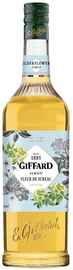 Сироп «Giffard Fleur de Sureau Elderflower»