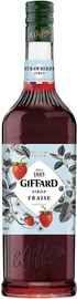 Сироп «Giffard Fraise Strawberry»