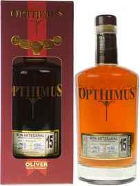 Ром «Opthimus 15 Anos» в подарочной упаковке