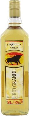 Текила «Rio Grande Tequalla Gold, 1 л»