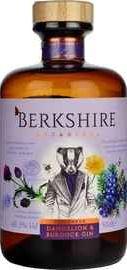 Джин «Berkshire Dandelion & Burdock Gin»