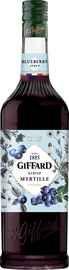 Сироп «Giffard Myrtille Blueberry»