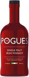 Виски ирландский «The Pogues Single Malt»