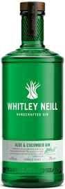Джин «Whitley Neill  Aloe and Cucumber»