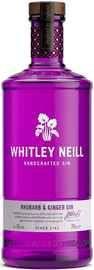 Джин «Whitley Neill Rhubarb and Ginger»