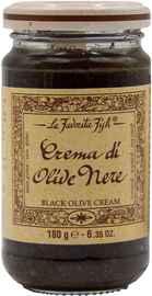 Паштет «La Favorita Fish Crema di Olive Nere» 180 гр.