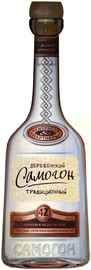 Спиртной напиток «Деревенский Самогон Традиционный»