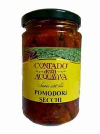 Овощные консервы «Pomodori Secchi» 280 гр.