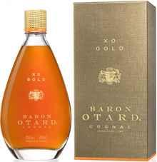 Коньяк французский «Baron Otard ХО Gold» в подарочной упаковке