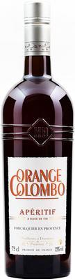 Винный напиток сладкий апельсиновый «Orange Colombo»