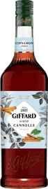 Сироп «Giffard Cannelle»