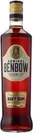 Ром «Admiral Benbow Navy Rum»