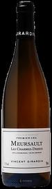Вино белое сухое «Vincent Girardin Meursault Premier Cru Les Charmes-Dessus» 2015 г.