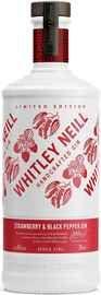 Джин «Whitley Neill Strawberry and Black Pepper»