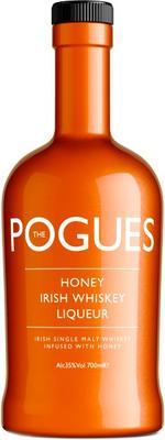 Ликер «The Pogues Honey Irish Whiskey Liqueur»