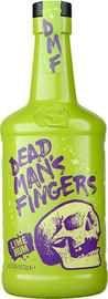 Спиртной напиток на основе рома «Dead Man's Fingers Lime Rum»