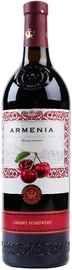 Винный напиток «Armenia Cherry Semi-Sweet»