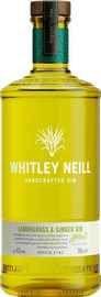 Джин «Whitley Neill Lemongrass & Ginger»
