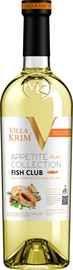 Вино столовое белое сухое «Villa Krim Appetite Collection Fish Club»
