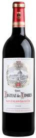 Вино красное сухое «Chateau Des Combes» 2011 г. геграфического наименования регион Бордо