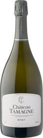 Вино игристое белое брют «Шато Тамань»