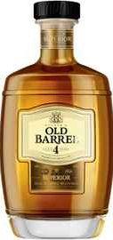Коньяк российский «Father's Old Barrel 4 Years Old»