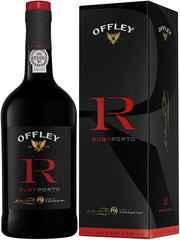Портвейн «Offley Ruby Porto» в подарочной упаковке