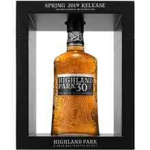 Виски шотландский «Highland Park 30 Years Old» в подарочной упаковке