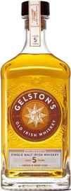 Виски ирландский «Gelston's 5 Years Old Sherry Cask Finish»