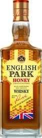 Напиток спиртной на основе виски «English Park Honey»
