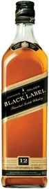 Виски шотландский «Johnnie Walker Black Label»