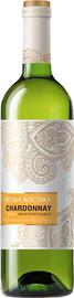 Вино белое полусладкое «Zvezda Vostoka Chardonnay»