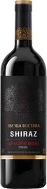 Вино красное сухое «Zvezda Vostoka Shiraz»