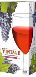 Вино столовое красное сухое «Vintage (Tetra Pak)»