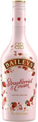 Ликер «Baileys Strawberry & Cream»