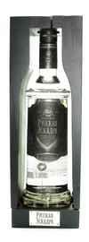 Водка «Русская Эскадра» с серебряной миной в подарочной упаковке