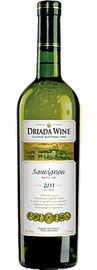 Вино белое сухое «Дриада Совиньон» Болгария
