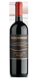 Вино красное сухое «Avignonesi Cantaloro» 2011 г., географического наименования регион Тоскана, Авиньонезе