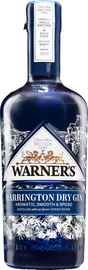 Джин «Warner's Harrington Dry Gin»