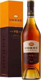 Коньяк  французский «Dobbe VS» в подарочной упаковке