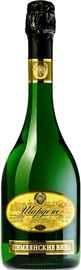 Вино игристое белое полусладкое «Шардоне»